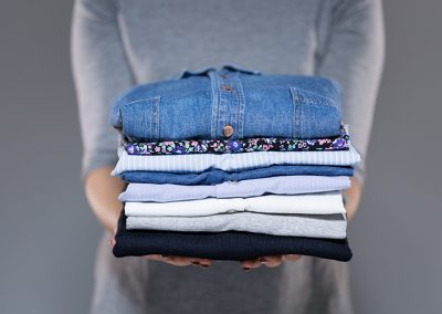 Clean Laundered Shirts
